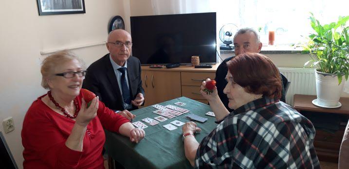 Klub brydżowy - wtorki w Domu na Osieku
