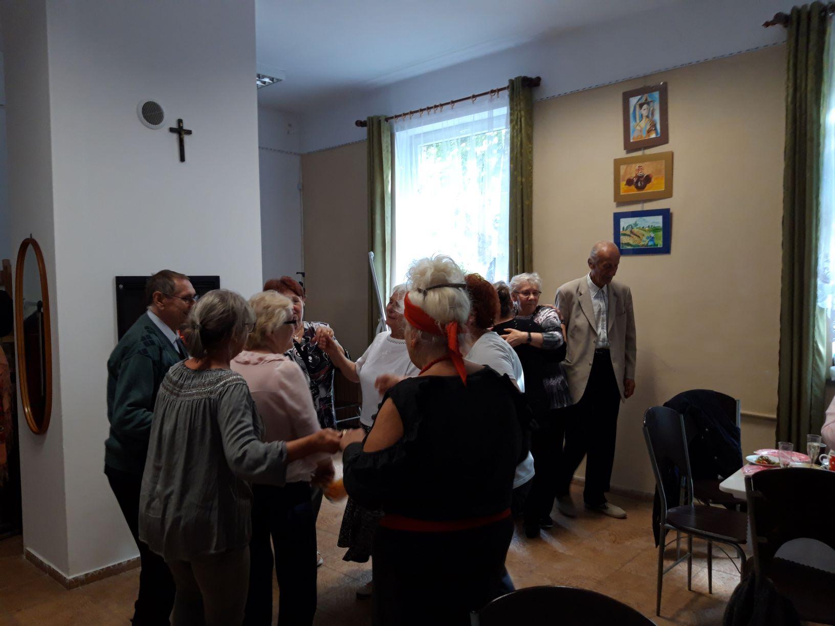 ART-CAFE w Domu Sąsiedzkim na Osieku 04.08.2018