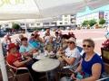 Seniorzy na wycieczce w Bytowie