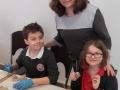 Dzieci w DS na Osieku z Panią Animator (Copy)