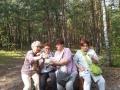 Seniorzy w Sobieszewie pożegnanie lata (Copy)