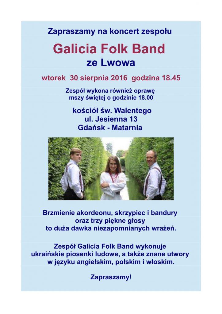 Galicja Folk Band