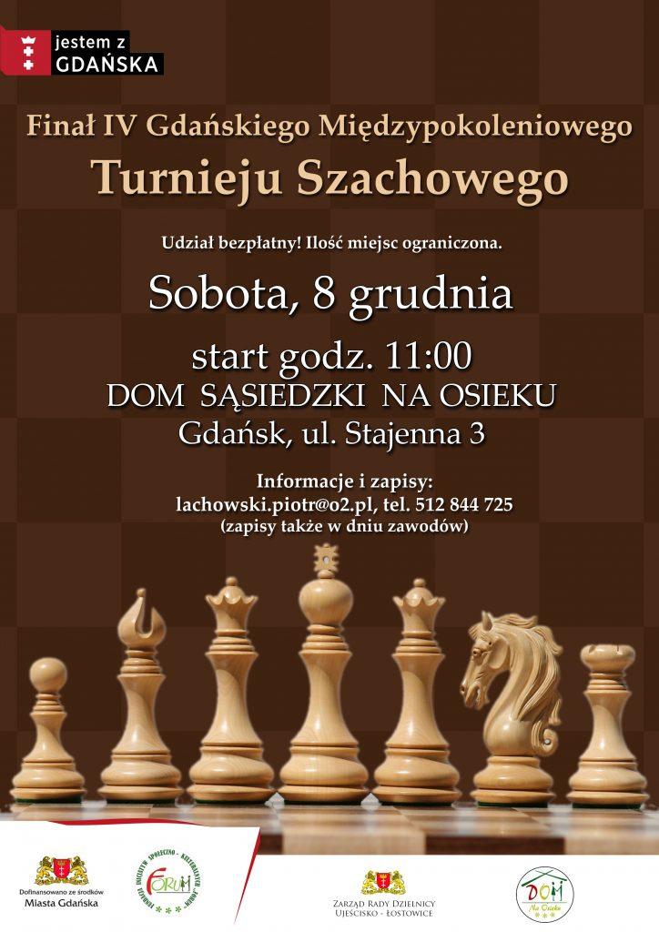 IV Międzypokoleniowy Turniej Szachowy